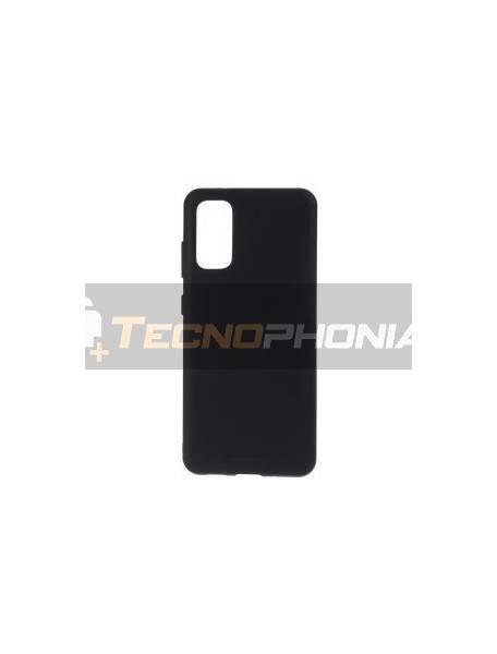 Funda TPU Goospery Soft Huawei P40 negra