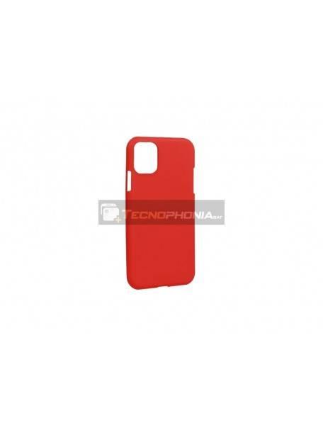 Funda TPU Goospery Soft Huawei P40 roja