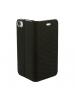 Funda libro Vennus Carbon Huawei P30 Lite negra