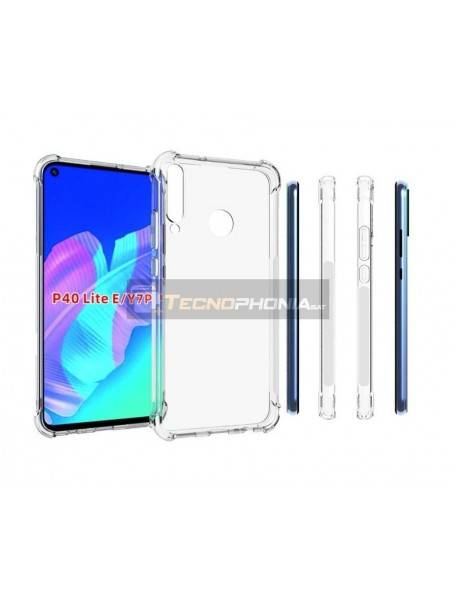 Funda TPU anti shock Huawei P40 Lite E - Y7p transparente