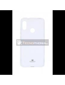 Funda TPU Huawei P40 Lite E - Y7p transparente