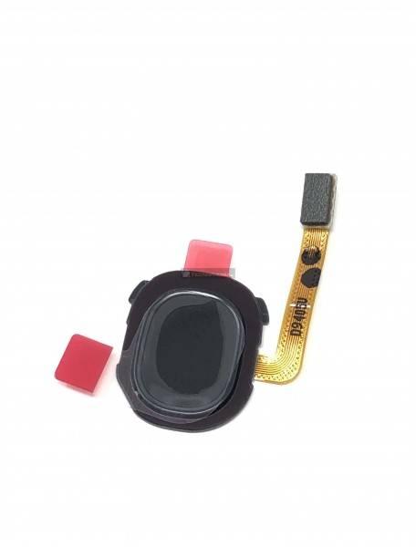 Cable flex de lector de huella Samsung Galaxy A20E A202 negro