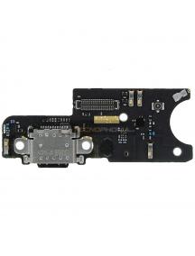 Placa de conector de carga Xiaomi Pocophone F1 original (Service Pack)