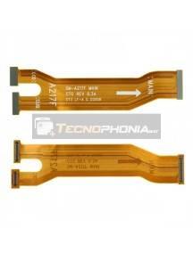 Cable flex de LCD - subplaca de carga a placa Samsung Galaxy A21s A217