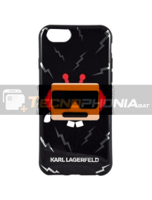 Funda TPU Karl Lagerfeld - Karl Robot iPhone 6 - 6s