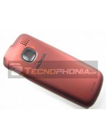 Tapa de batería Nokia C1-01 burdeos