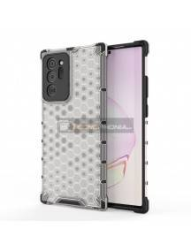 Funda TPU Honeycomb Armor Samsung Galaxy Note 20 N981 transparente