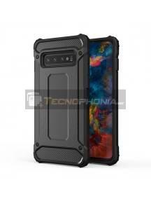 Funda Armor Carbon Huawei P 40 Lite E - Y7P negra