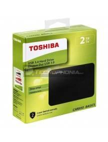 Disco duro externo Toshiba HDTB420EK3AA 2TB