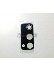 Ventana de cámara Samsung Galaxy S20 FE G781 negra