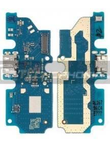 Placa de conector de carga Nokia 2.2 original (Service Pack)