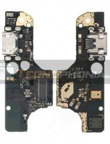 Placa de conector de carga Nokia 2.3 original (Service Pack)