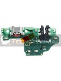Placa de conector de carga Huawei Honor 8X (JSN-L21)