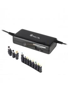 Cargador - Acumulador de portátil universal NGS 90W 11 puntas