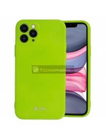 Funda TPU Jelly iPhone 12 Pro Max lima