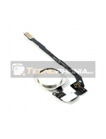 Cable flex de botón home iPhone SE plata
