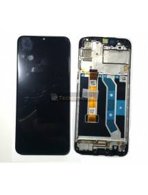 Pantalla LCD display Realme 6i original (Servce Pack)