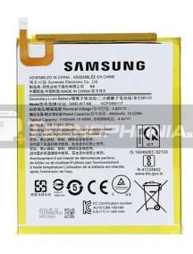 Batería Samsung SWD-WT-N8 Galaxy Tab A 8.0 T290 - T295 original (Service Pack)
