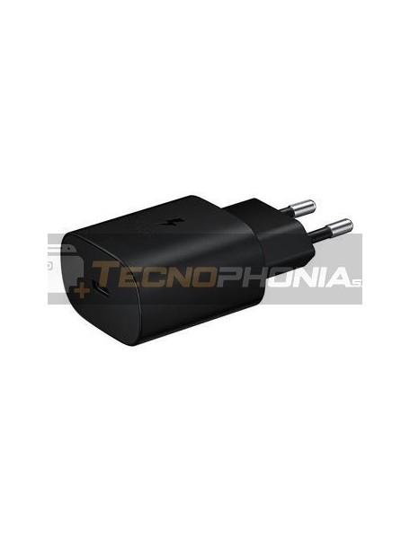 Cargador rápido Samsung EP-TA800EBE