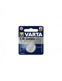 Pila de botón Varta CR2450