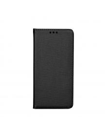 Funda libro imán Smart Huawei Y6s negra