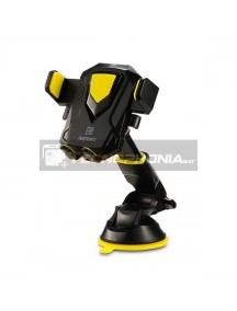 Base de sujeción Remax RM-C26 negro - amarillo