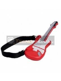 Memoria USB Tech One Tech 32GB Guitarra roja