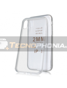 Funda TPU 2mm Xiaomi Redmi 9A transparente