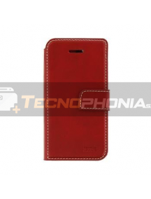 Funda libro Molan Cano Xiaomi Poco M3 - Mi 9T roja