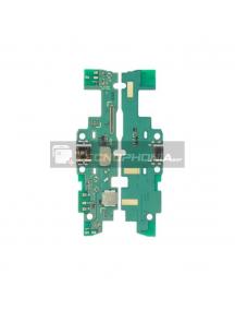 Placa de conector de carga Samsung Galaxy A12 A125 original (Service Pack)