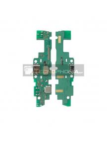 Placa de conector de carga Samsung Galaxy Tab S4 10.5 T830 original (Service Pack)