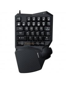 Teclado mecánico Gaming Baseus Gamo GMGK01-01 negro