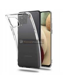 Funda TPU 2mm Samsung Galaxy A12 A125 transparente