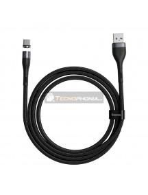 Cable magnético Baseus Zinc CATXC-NG1 USB - USB Type C 1m 5A