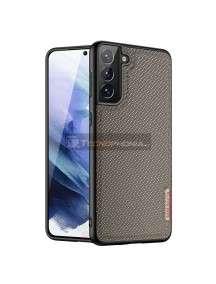 Funda TPU Dux Ducis Fino Samsung Galaxy S21 Plus G996 Nylon verde