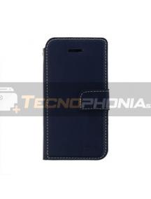Funda libro Molan Cano Xiaomi Redmi 9C azul