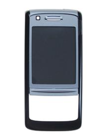 Carcasa frontal Nokia 6280 negra
