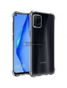 Funda TPU anti shock Huawei P40 Lite transparente