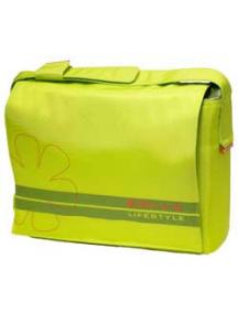 Funda bandolera para portátil Golla Shake G333 verde pistacho