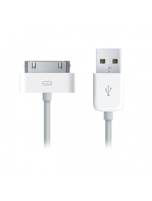 Cable USB Apple MA591G/A iPhone 3 - 3GS - 4 - 4S - iPod 2.0
