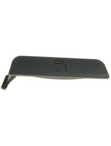 Pestaña de tarjeta de memoria Nokia N80 gris