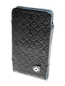 Funda HTC Diamond Turtle negra
