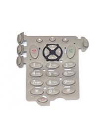 Teclado Motorola V66 Gris claro