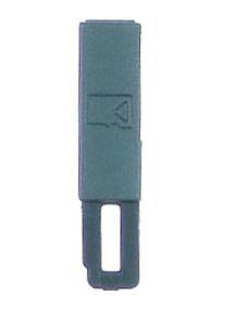 Pestaña de tarjeta de memoria Nokia N95 grafito