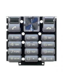Teclado Sony Ericsson T280i plata