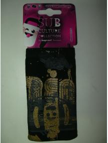 Funda - calcetín Bagmóvil Sub Culture cuidad con logo negro