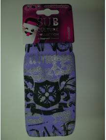 Funda - calcetín Bagmóvil Sub Culture Escudo violeta