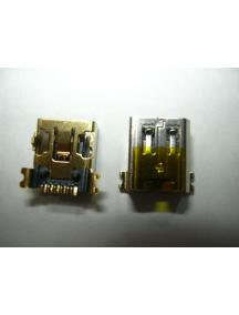 Conector de carga - accesorios HTC P3400 - P3600 - d9000