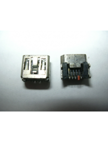 Conector de carga - accesorios Blackberry 8100 - 8120 swap