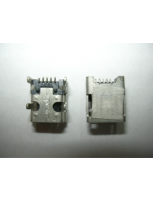 Conector de carga - accesorios Blackberry 8700 swap